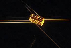 Researchers build quantum signal repeater
