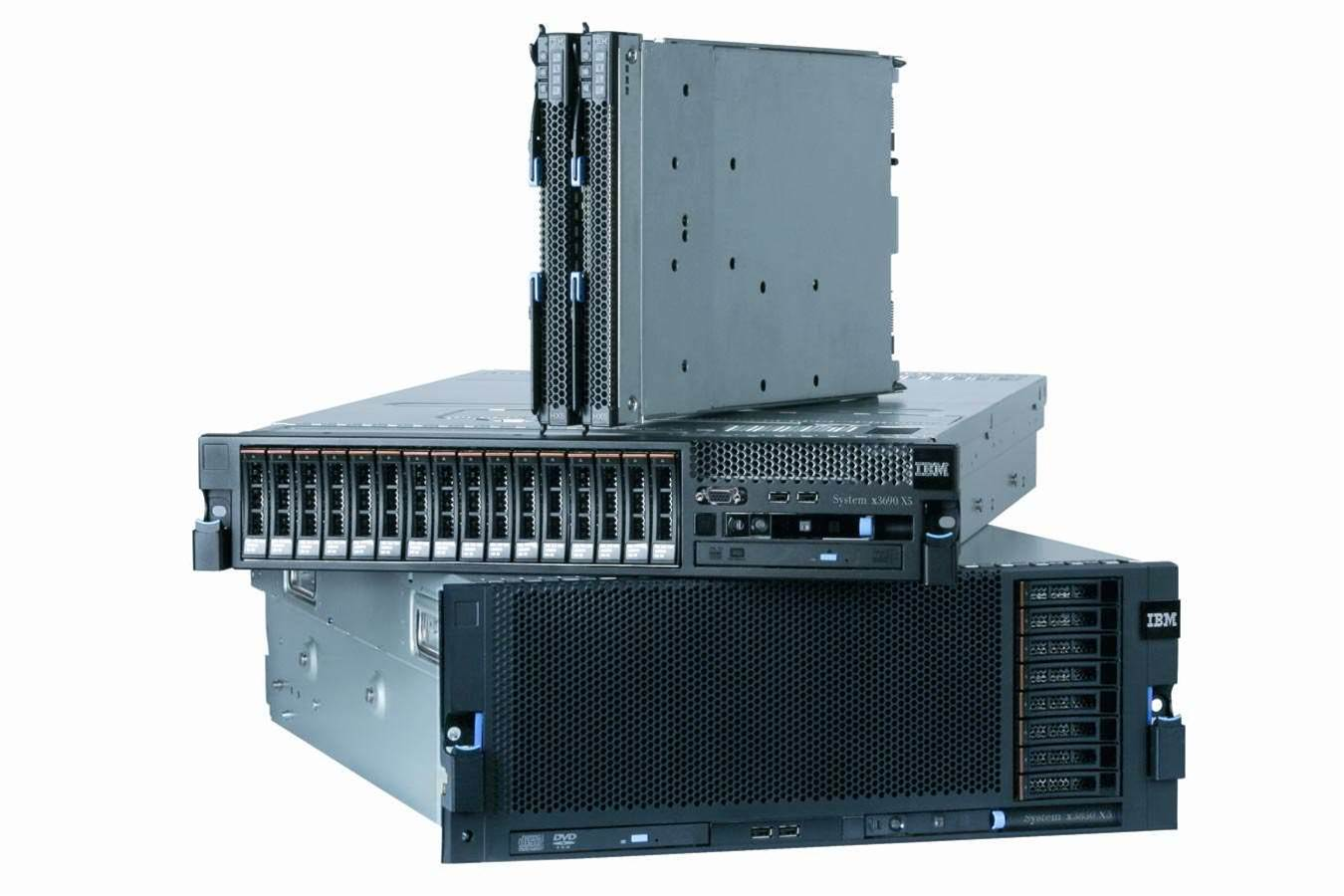 IBM claims x86 server breakthrough