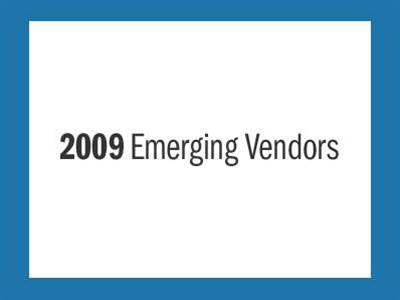 25 Coolest Emerging Vendors Of 2009