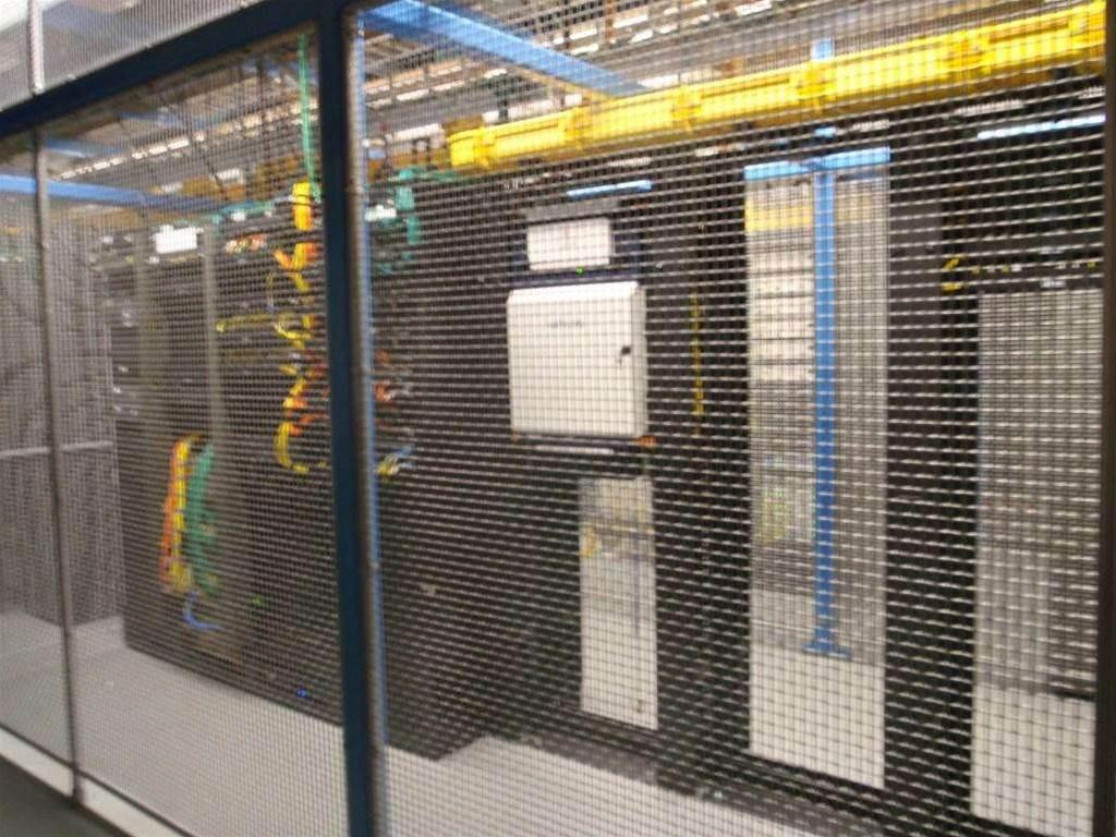 Photos: Inside the Equinix San Jose data centre