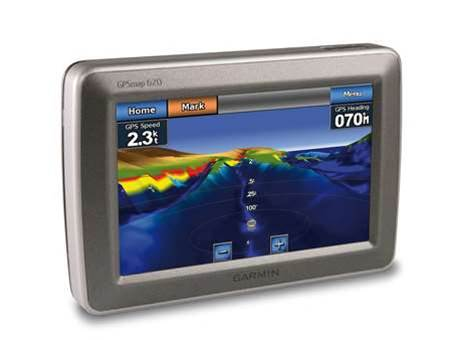 GPS just keeps getting better with Garmin land and sea hybrid