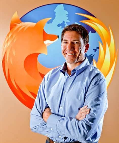 Mozilla appoints new top dog