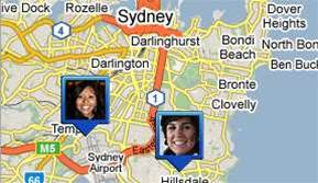 Google adds to location tracking services