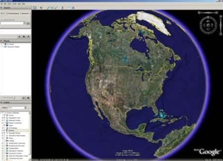Google Earth 4.3 offers better navigation