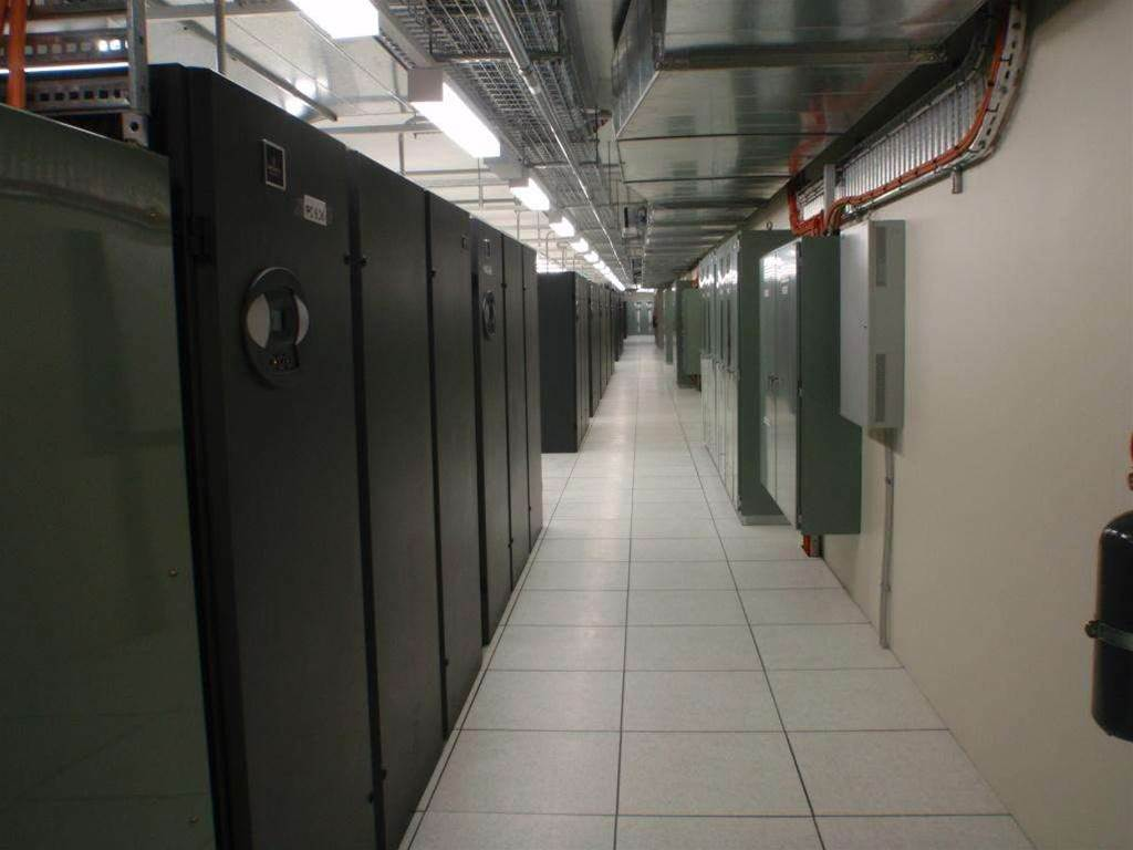 Harbour MSP negotiates data centre space