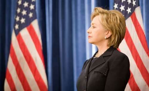Clinton urges world to stand up for internet freedom