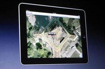 Apple rolls out iPad tablet