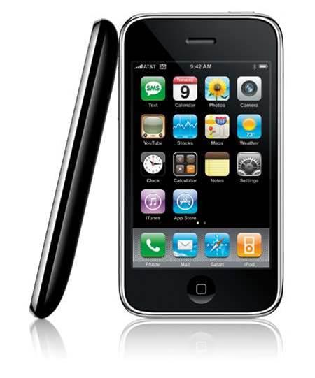 iPhones in the stream