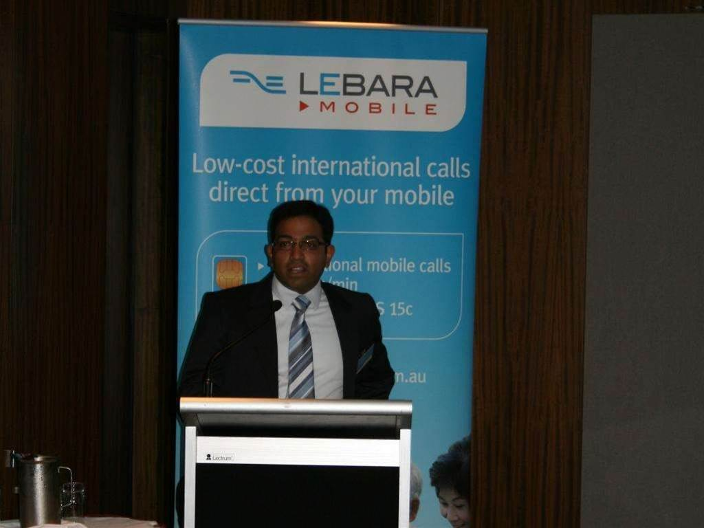 Lebara Mobile launches on local Vodafone network