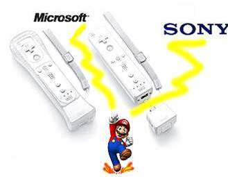 Rumor mill goes into overdrive: Microsoft and Sony to unveil Wii copycat?