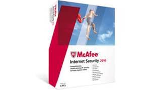 McAfee antivirus update crashes Windows XP