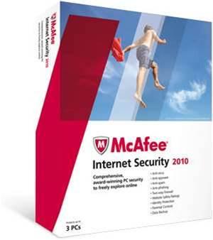McAfee warns of scareware plague