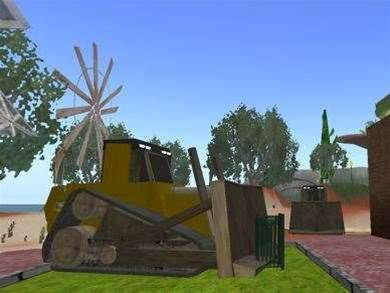 VIC government shuts down Second Life presence