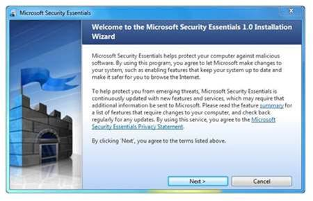 Trojan found disguised as Microsoft anti-virus product