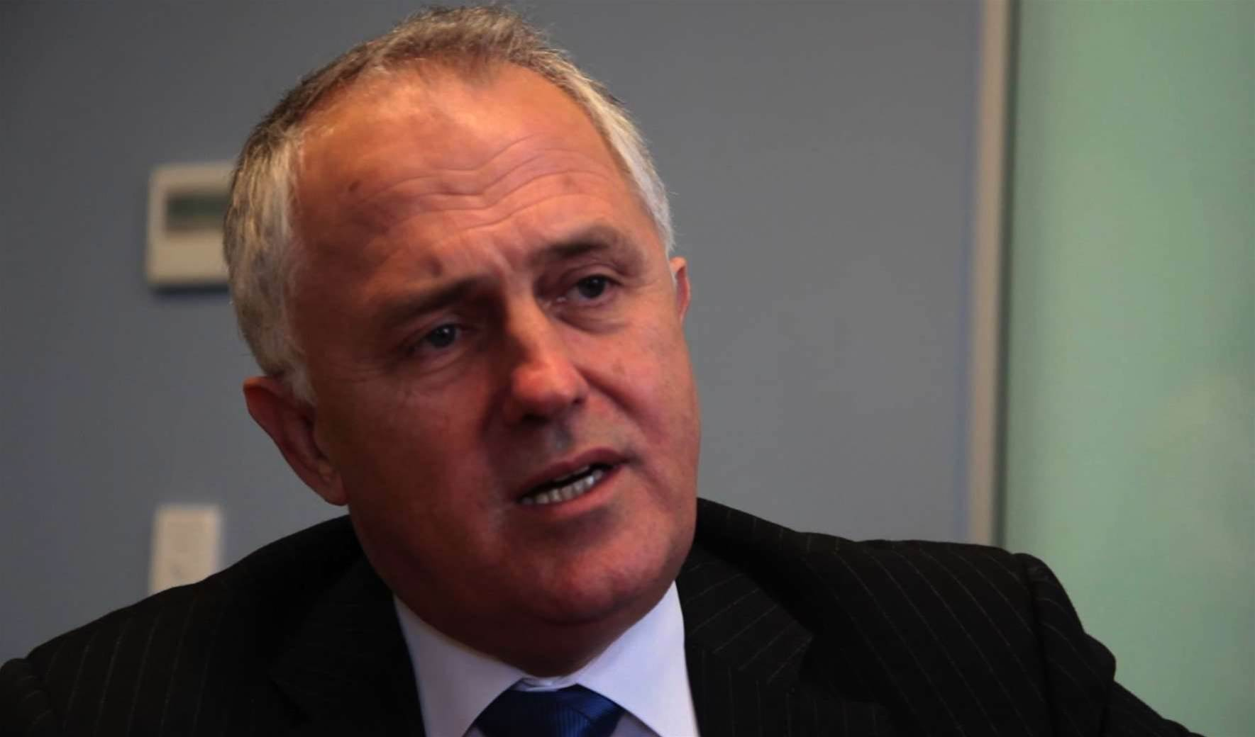 No 'blank cheque' for NBN, Turnbull tells Lateline