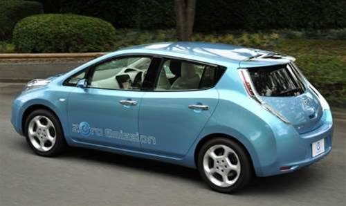 An electric car that doesn't cost the earth? Nissan's EV Leaf powers low price expectations