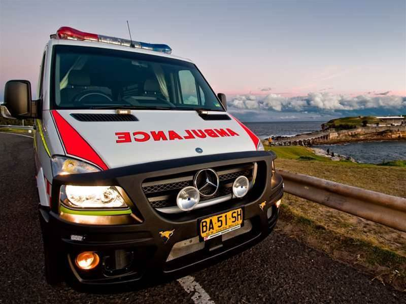 NSW ambulance upgrades satellite comms