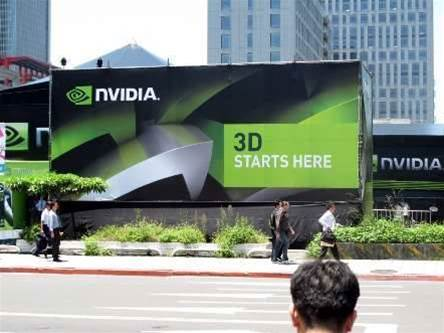 Computex 2010: Nvidia hails Tesellation and 3D as future