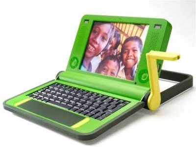 Deprived US kids offered OLPC laptops