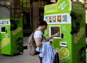 DVD vending machines coming to an Australian supermarket near you