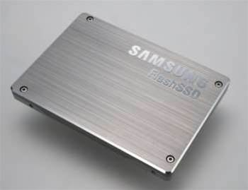 Samsung takes solid state drives up to 256GB