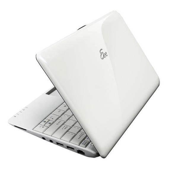 Asus sells Seashell netbooks