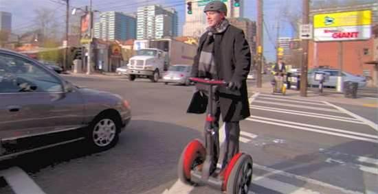 Segway recalls 23,000 scooters