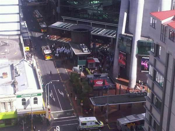 Auckland Sky Tower fire takes out NZ comms