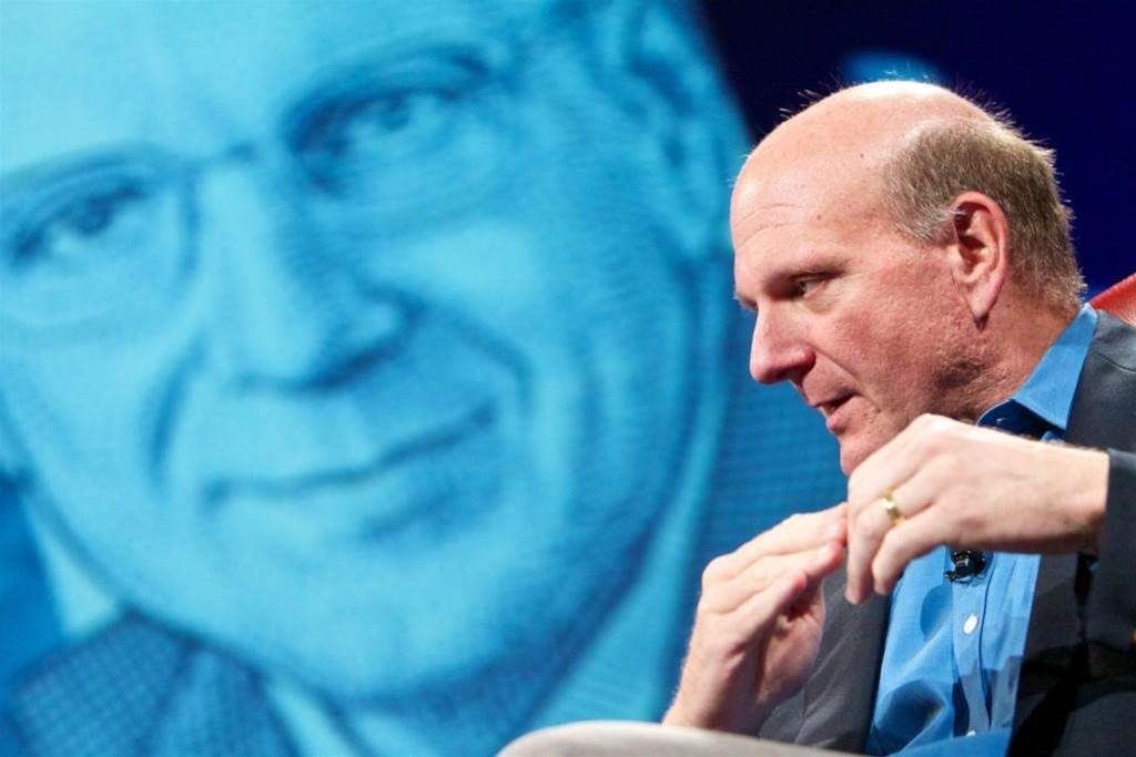 D8 Conference: Microsoft bosses discuss cloud, Apple, and China