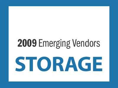 2009 Emerging Storage Vendors