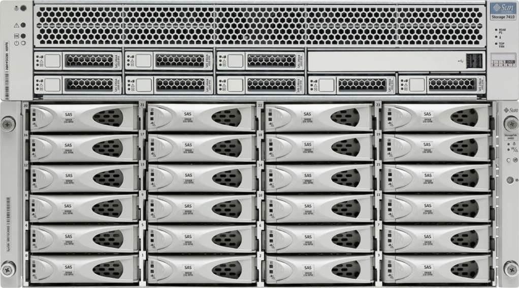 Oracle boosts Sun storage capabilities