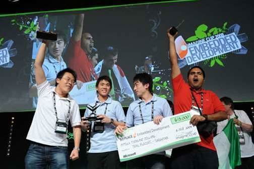 Aussie students take home trophy in international contest