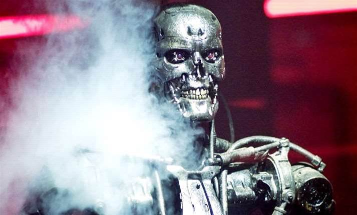 Robot attacks factory worker in Sweden, victim's name is not John Connor