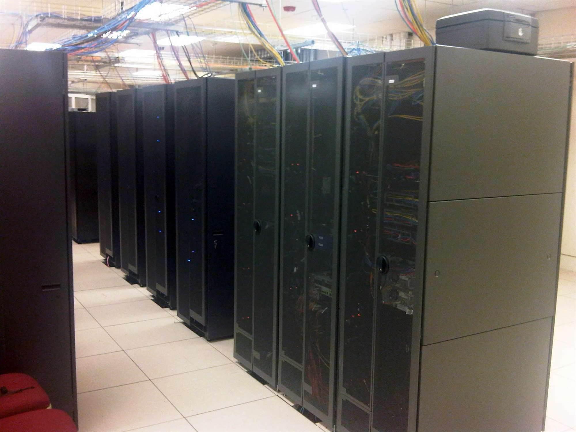 Photos: Inside a Vegas casino data centre