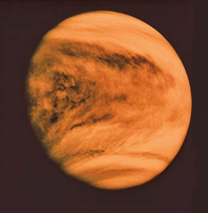Probe shows Venus 'as never before'