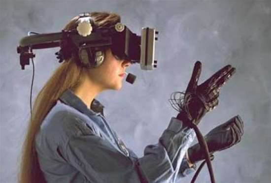 What ever happened to the....VR Helmet?