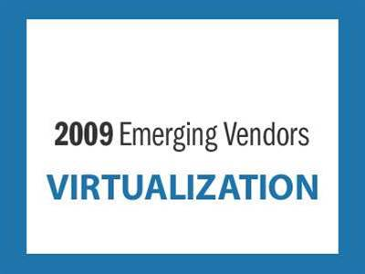 2009 Emerging Virtualisation Vendors