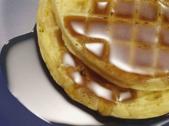 Designer turns typewriter into waffle iron