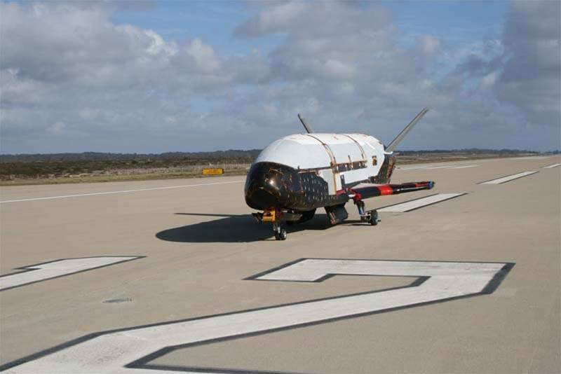 U.S. military launches X-37B space plane