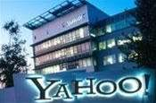 Yahoo posts 20 percent rise in advertising revenue