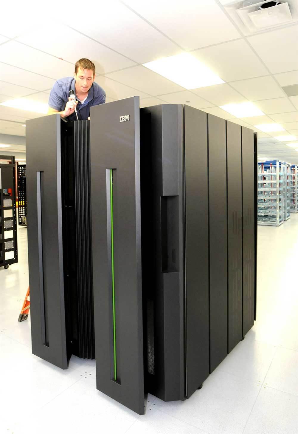 EC accuses IBM of mainframe market abuse