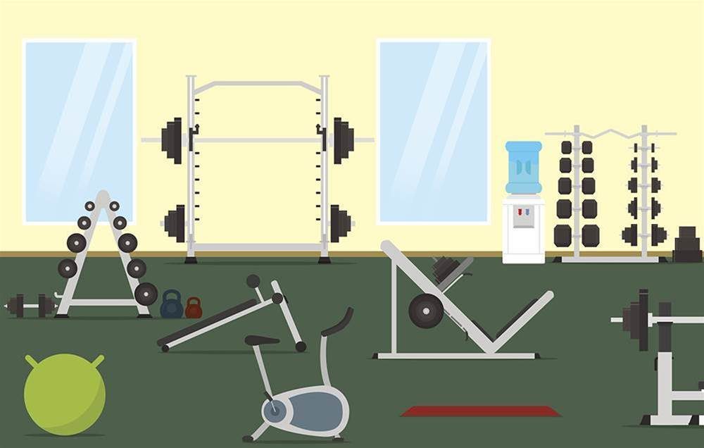 The Simple Tool You're Overlooking At The Gym That Will Give You A Full-Body Workout