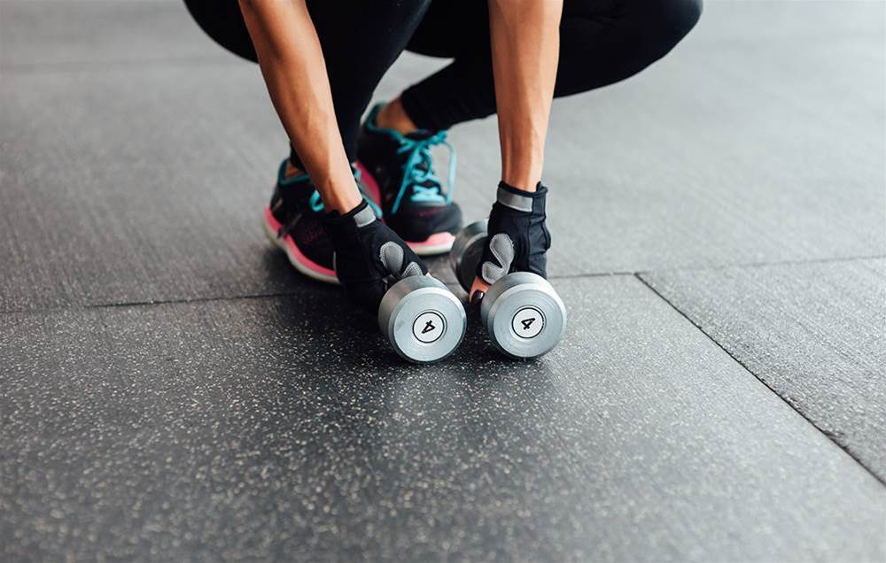 The One Dumbbell Move That Will Rev Your Metabolism