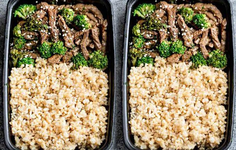 6 Protein-Packed Meal-Prep Recipes That Will Actually Last All Week