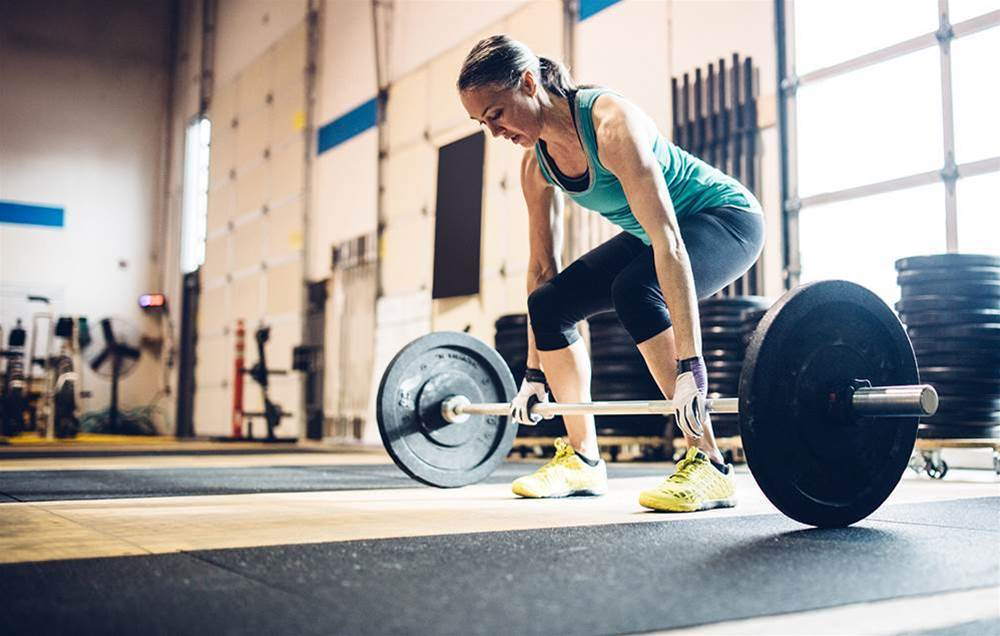 If You're Over 40 And About To Start Weight Lifting For The First Time, Here Are 5 Things You Need To Know