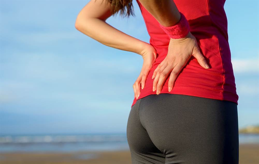 The One Move That Will Strengthen Your Hamstrings, Butt, And Lower Back