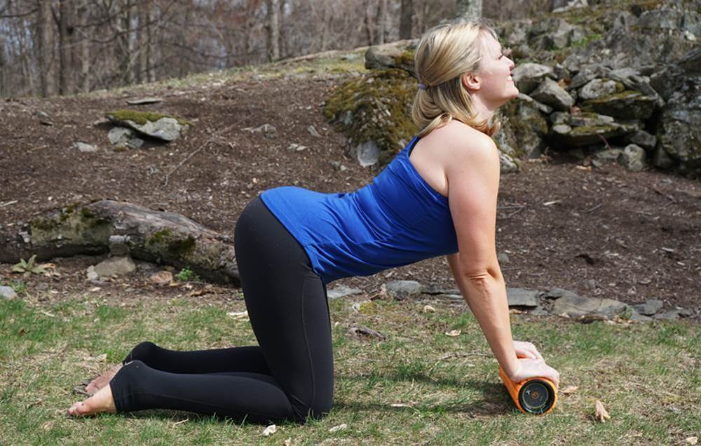 3 Ways To Release Back Tension Using A Foam Roller