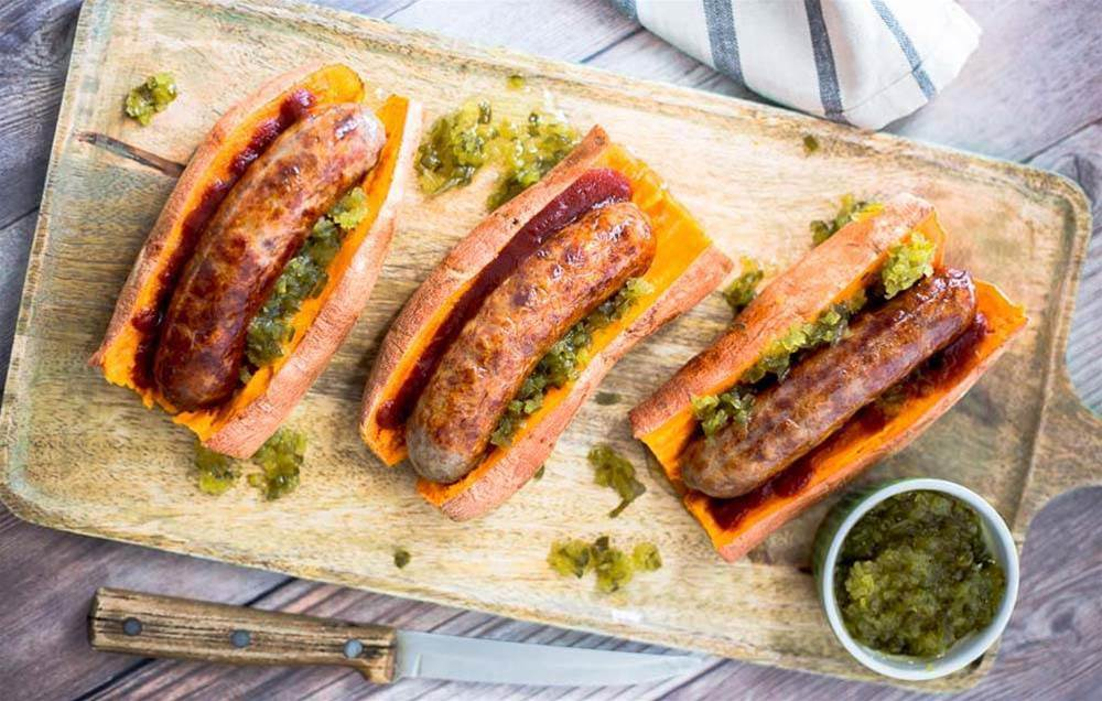 6 Ways To Go Bunless At Your Barbecue