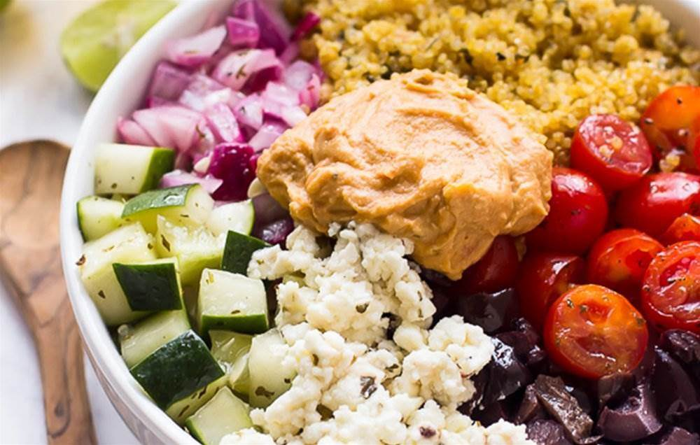 7 Protein-Packed Veggie Bowls That Will Keep You Full For Hours