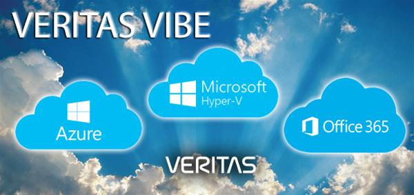 Veritas Vibe and Microsoft - Webinar